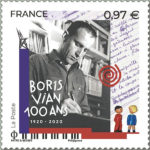 Boris Vian, 100 ans 6/03/2020