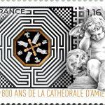 800 ans de la Cathédrale d'Amiens (Somme) le 24/07/2020.