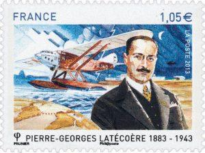 """L'avion Latécoère 300 """"Croix-du-sud"""". - PHILATÉLIE POUR TOUS"""